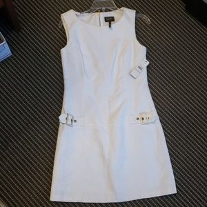 Laundry By Shelli Segal Dresses - NWT Laundry by Shelli Segal white dress